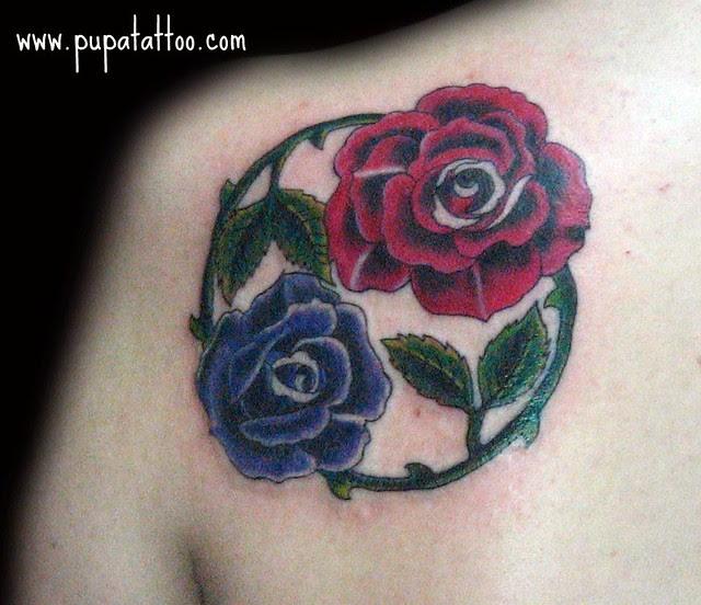Tatuajes Rosas Ydupyzera