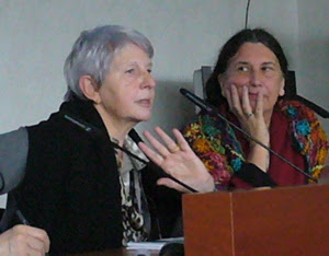 Laurence Rieben, Anne-Marie Chartier