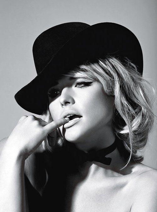 W magazine - June 2012, Miranda Lambert