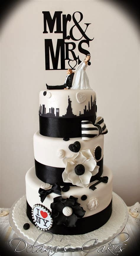 Delana's Cakes: New York Wedding Cake