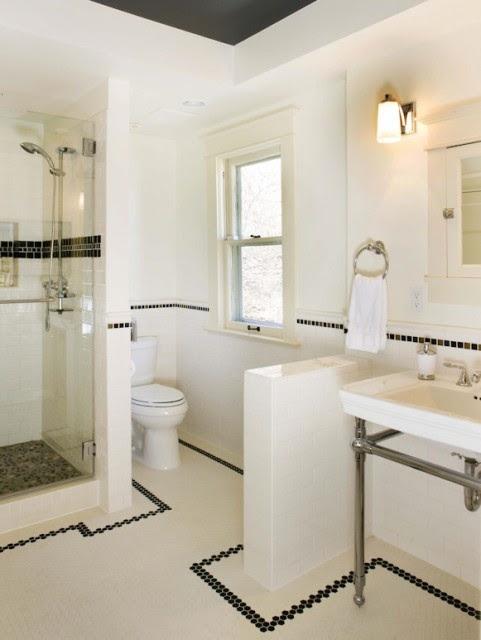 # Łazienka, # sześciokąt, # # sześciokątne Płytki # craftman # muzyka # szafka # prysznic.  Podoba mi Się Płytki METRA pod prysznicem, ja Niby nawet Jak Płytki Granicznej na podłodze.  Ładna kabina prysznicowa i doskonały apteczce.