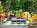 Home Grown - Backyard Decorating Ideas - Good Housekeeping