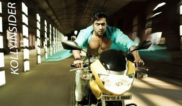 Suriya starts '24' shooting from April 8th