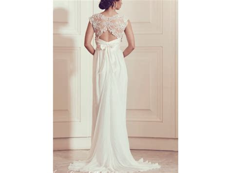 Anna Campbell Carolina, $1,440 Size: 6   Sample Wedding