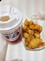 Cheese Curds and Coffee