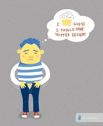 "Illustration Friday- ""HEAVY"""
