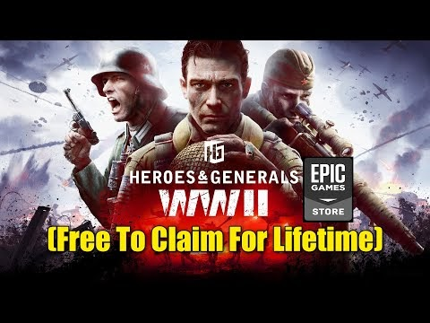 Heroes & Generals WWII is Free To Claim For Lifetime��