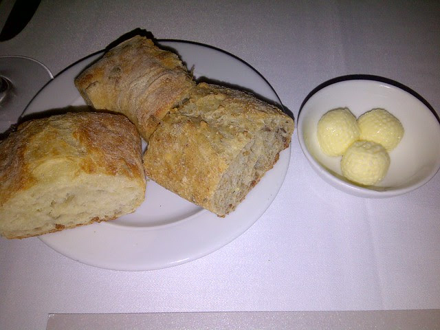 Bread to start