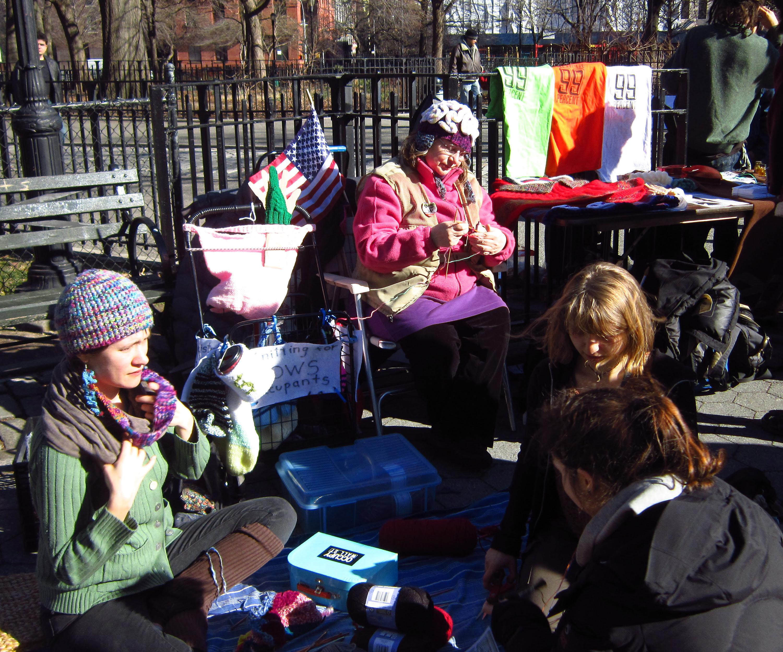 Occupy Town Square
