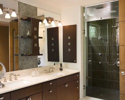 Asian Bathroom Design Layout Ideas | Beautiful Homes Design