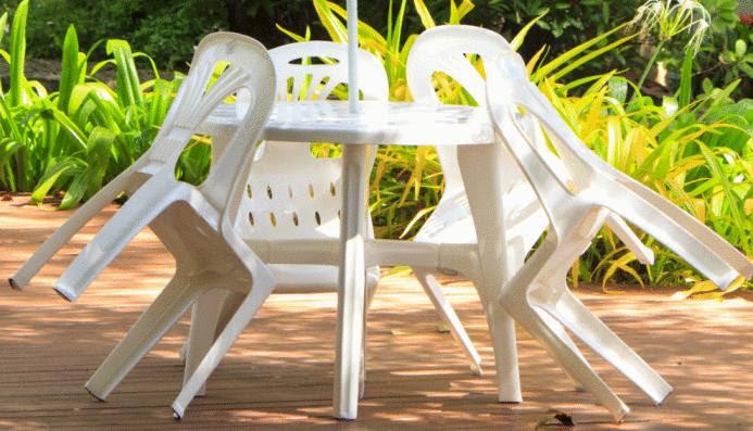 Comment Nettoyer Meuble Jardin Plastique Tout Pratique