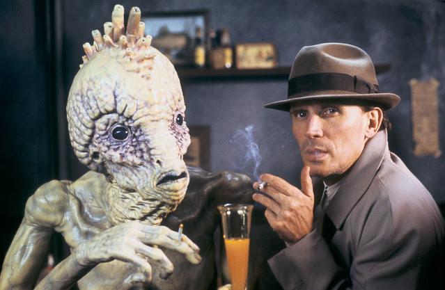 David Cronenberg's Naked Lunch, Film Still