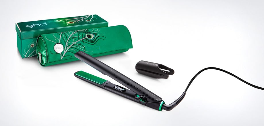 ghd Green Peacock