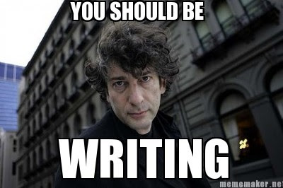 Mr. Neil Reveals the Secret of Writing Success (