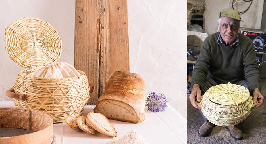 Cesta do pão - nocícias