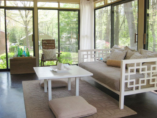Our Mini Sunroom Makeover: The Big Reveal   Young House Love