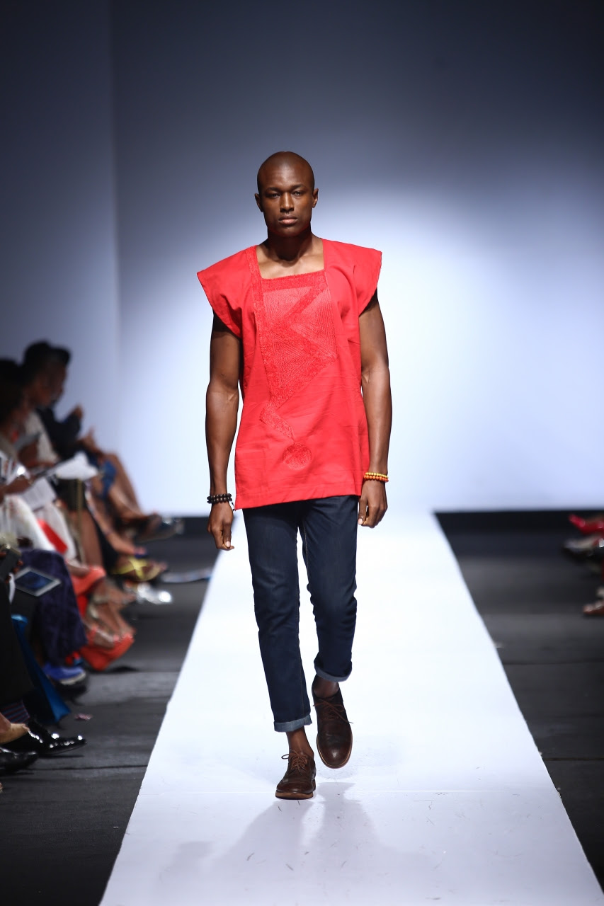 Heineken Lagos Fashion & Design Week 2015 Ade Bakare Collection - BellaNaija - October 20150010