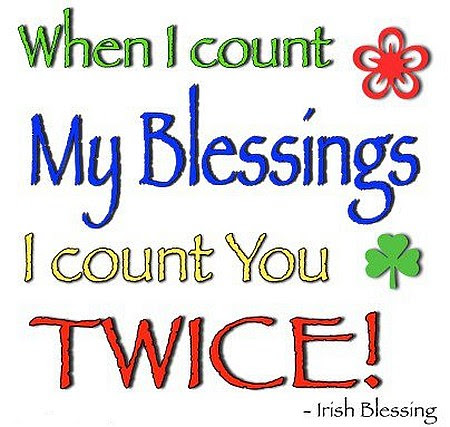 Quotes About Counting Blessings 61 Quotes