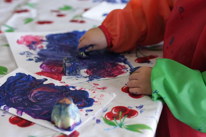 little l painting