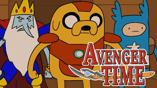 Avenger Time! – Mash Up ft. Egoraptor, Dodger, Shofu, Octopimp, RicePirate