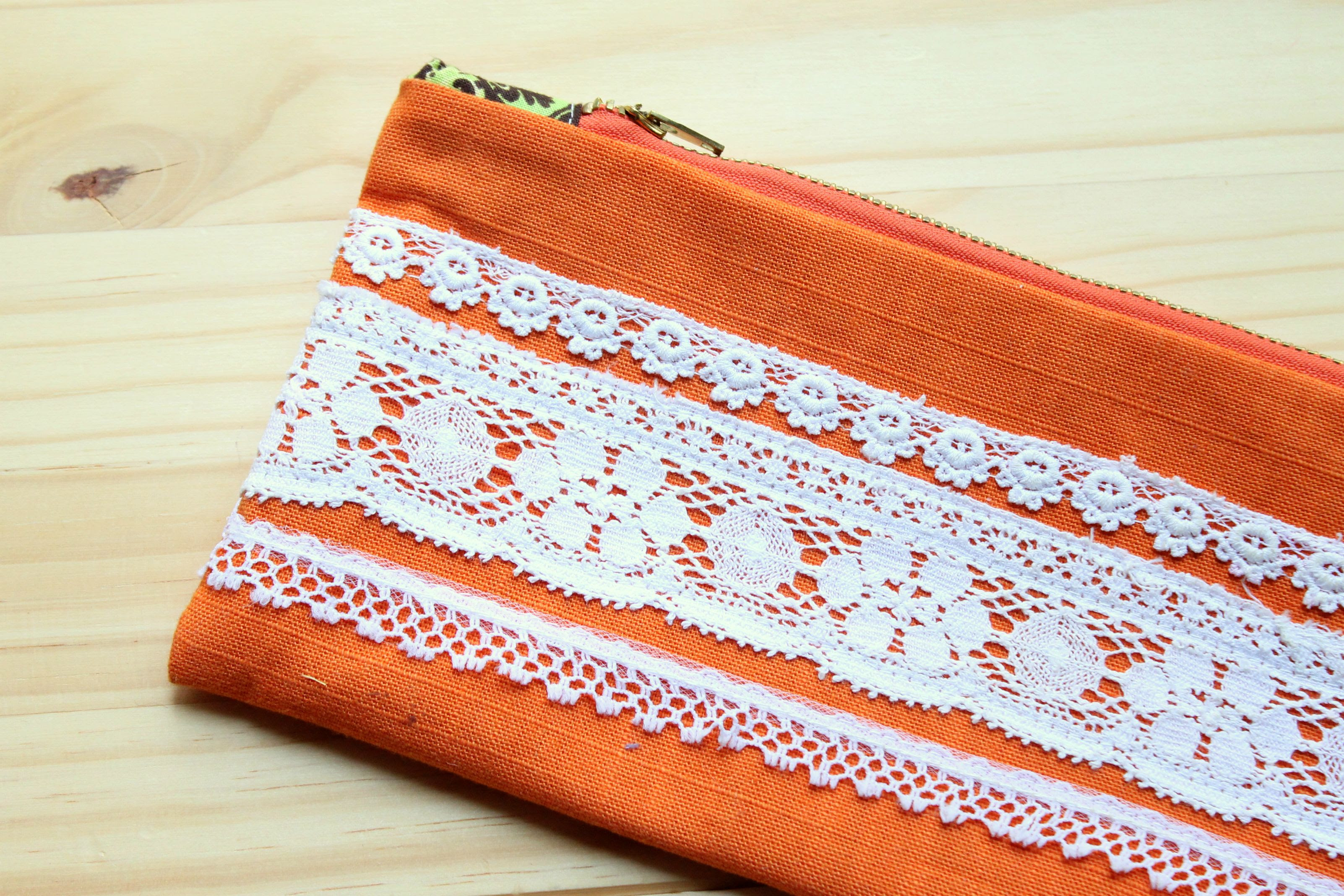 Constant Change: Vintage Lacy Bag