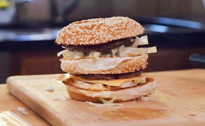 Screw McDonald's—Make Your Own Big Macs, Egg McMuffins, & Other ...