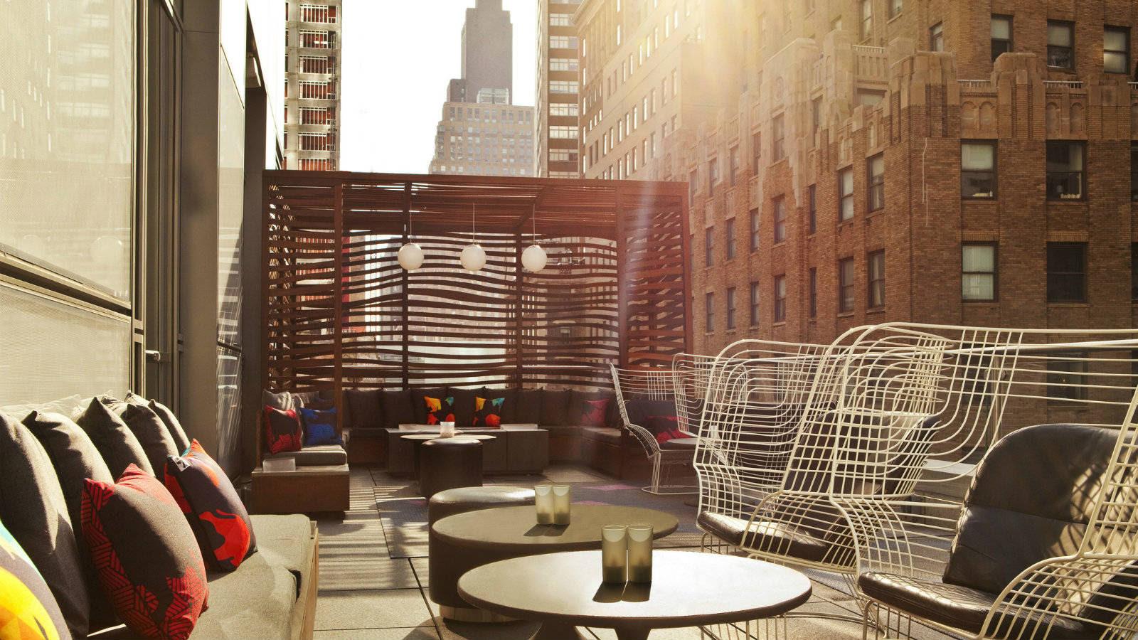 Midtown East Restaurants   W New York