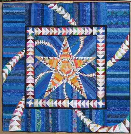 Ann Holmes quilt