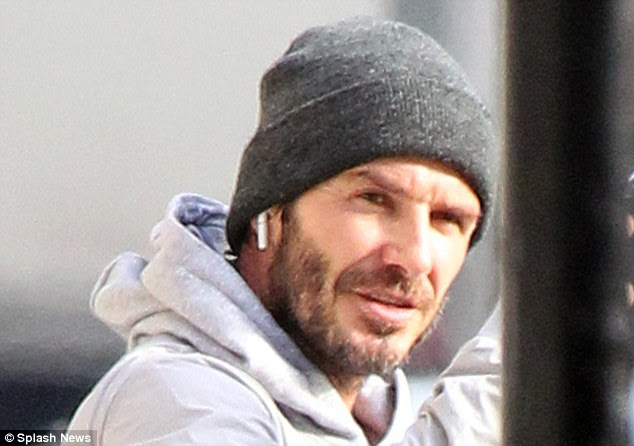 A spokesman for Beckham said: 'This story is based on outdated material taken out of context from hacked and doctored private emails from a third party server and gives a deliberately inaccurate picture'