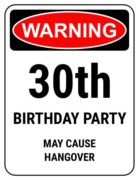 Funny 30 Year Old Birthday Quotes