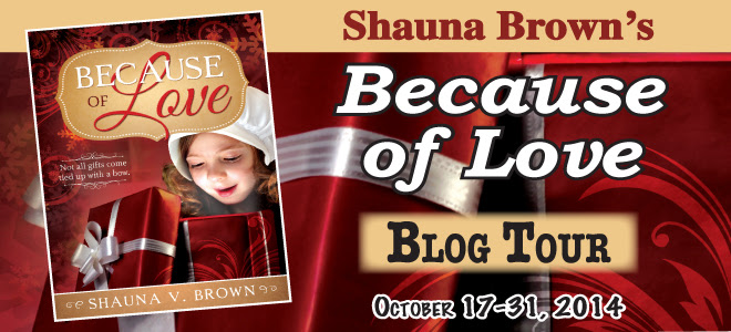 Because of Love blog tour