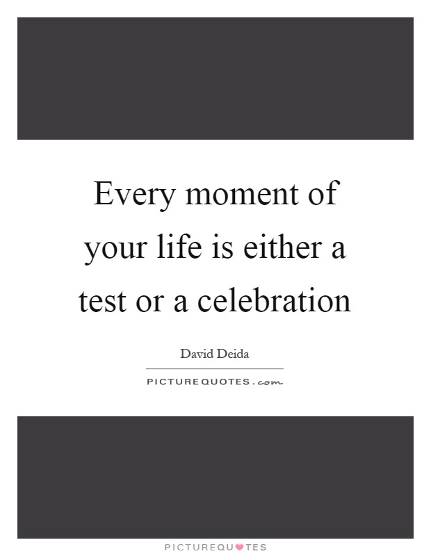 Life Test Quotes Life Test Sayings Life Test Picture Quotes