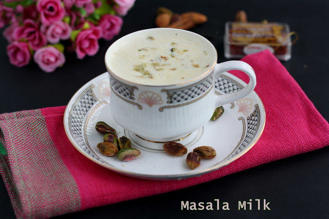 Masala Milk 3