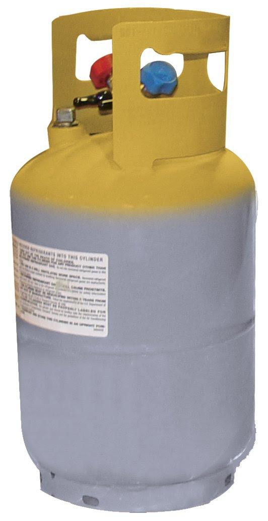 Amazon.com: Mastercool (62010) Gray/Yellow Refrigerant Recovery ...