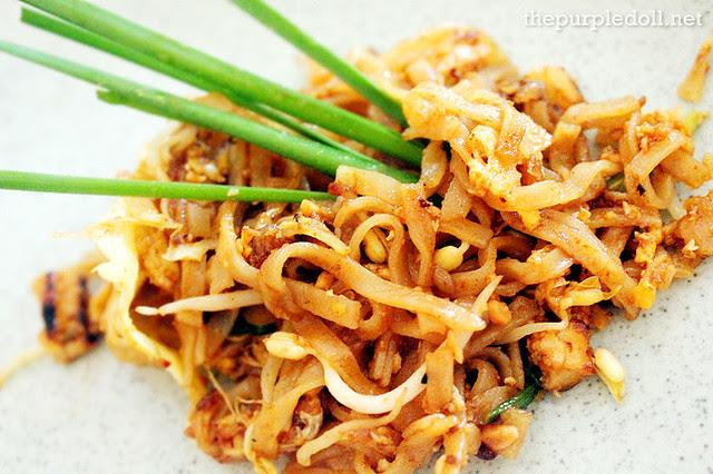 Pad Thai Jay Mango Tree Bistro