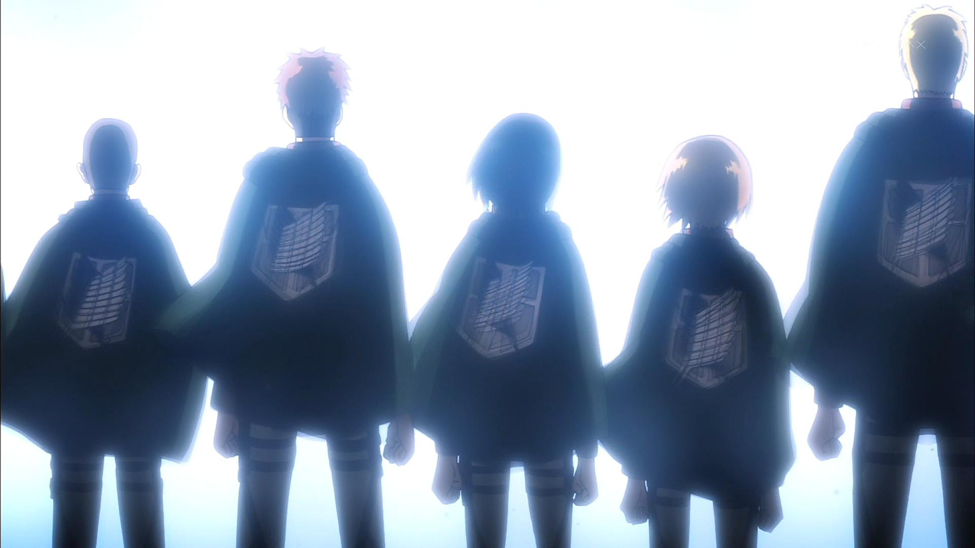 Attack On Titan Episode 16 Now What Should We Do Night Time Counter Attack Number 3 Preview Images And Synopsis One Pixel Jump