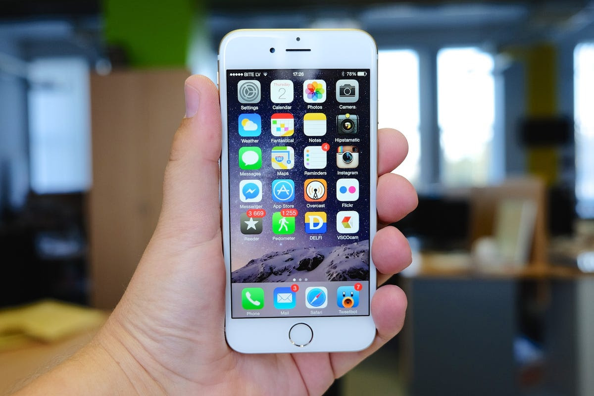 #5 iPhone 6