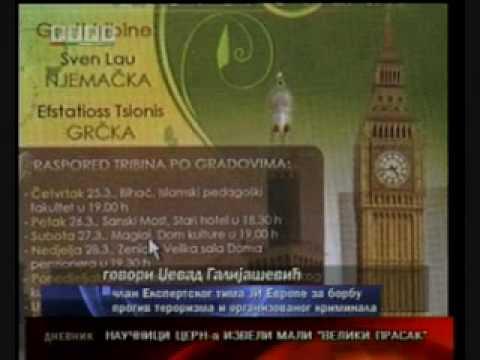 Vehabije mudzhedini maltretiraju Srbe hriscane i pokusavaju da ih poturce 30.3.2010.