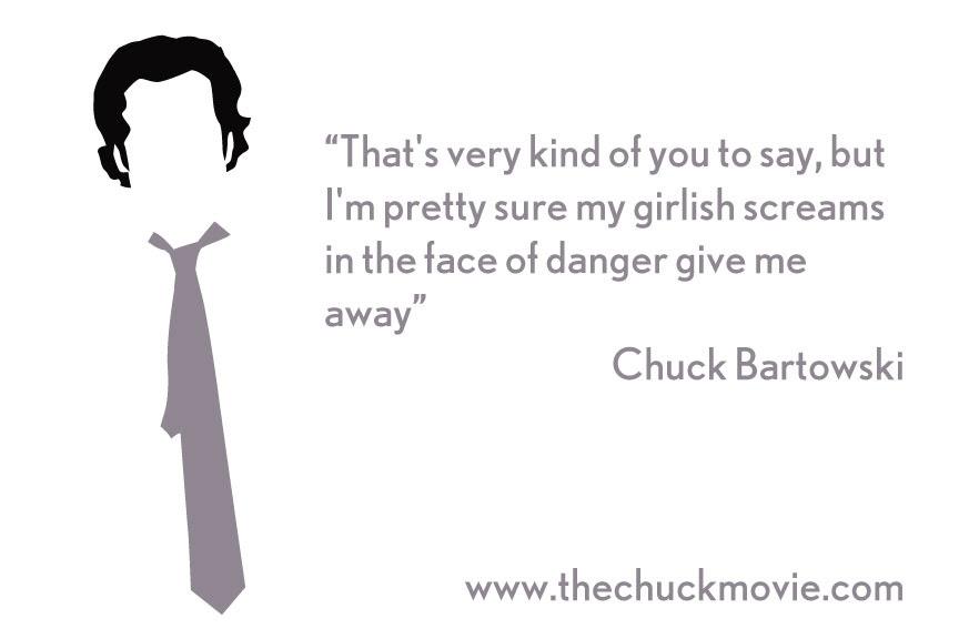 Chuck Quotes Make Me Laugh Chuck Vs The Movie