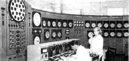 Obninsk, la prima centrale nucleare per uso civile