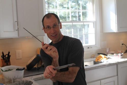The master turkey carver