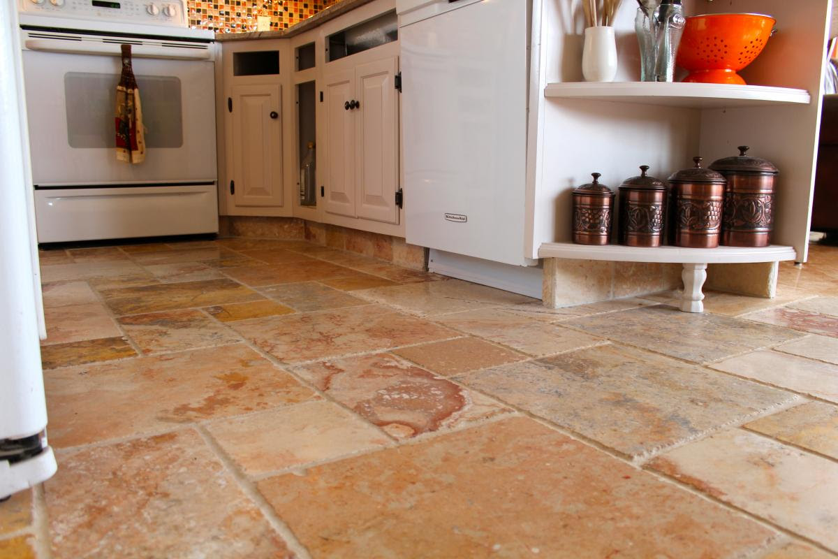 Kitchen Floor Tile Ideas