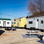 Tiny-house enclave by Lucas Oil Stadium offers tourists pint-sized lodging - Indianapolis Business Journal