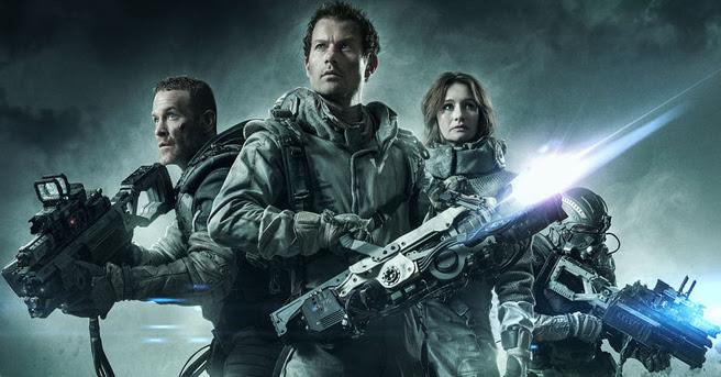 Movie Review: 'Spectral' - Netflix Original Movie Series