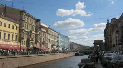 Синоптик дал прогноз по погоде в Петербурге