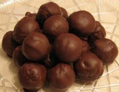 moretti,palline di cioccolata,dolcetti di cioccolata,cioccolatatini farciti