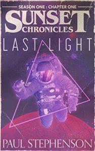 Last Light by Paul Stephenson