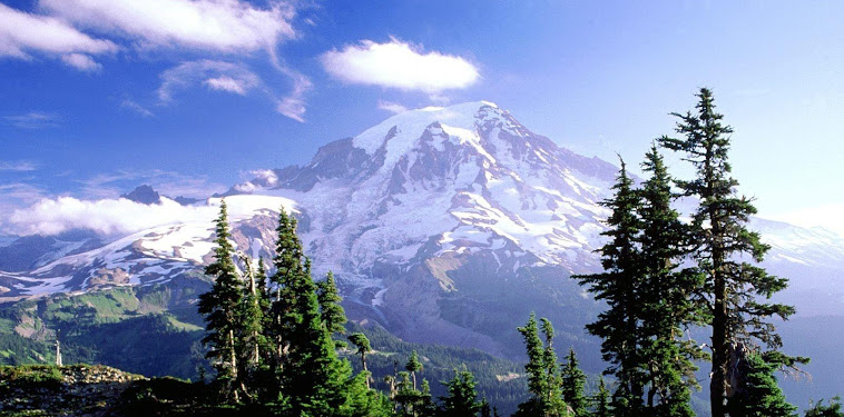 Mt Rainier Wallpaper