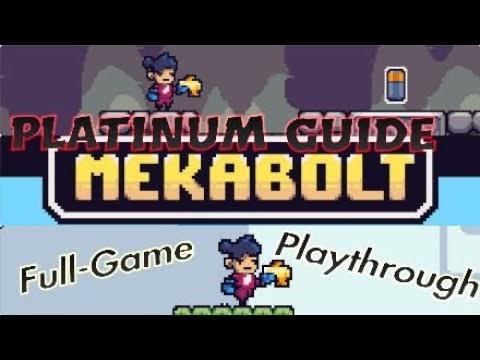 Mekabolt Review | Gameplay | Walkthrough