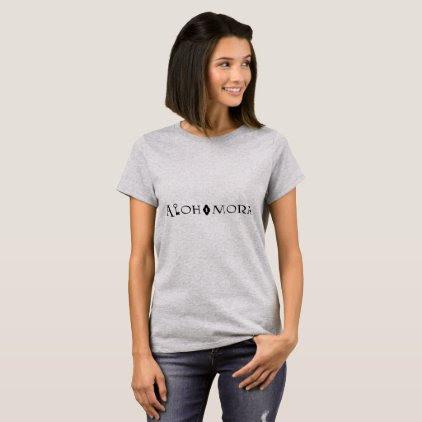Alohamora T-Shirt